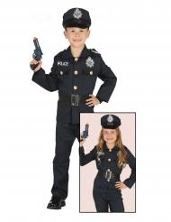 Poliisin naamiaisasu lapselle