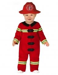 Pienen palomiehen naamiaisasu vauvalle