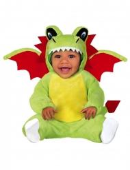 Lohikäärme-naamiaisasu vauvalle