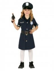 Poliisin mekkoasu tytölle