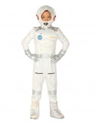 Astronautin naamiaisasu lapselle