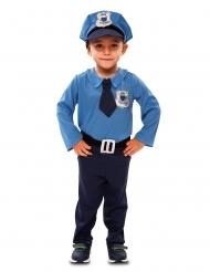 Poliisiasu pojalle
