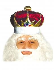 Kuninkaan punakultainen kruunu aikuiselle