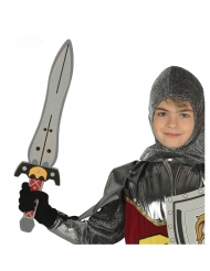 Ritarin miekka lapselle  E.V.A 53 cm