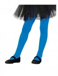 Siniset sukkahousut tytölle