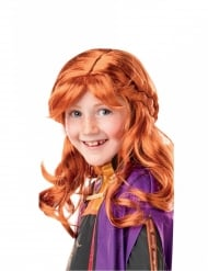 Frozen 2™ Annan peruukki tytölle