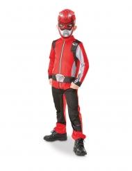 Punainen klassinen Power Rangers™-asu lapselle