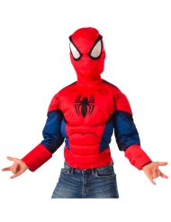 Spiderman™-luksustoppi ja kypärämyssy lapselle