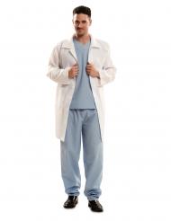Sairaalalääkärin naamiasiasu miehelle