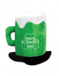 Vihreä oluttuoppi- hattu aikuiselle