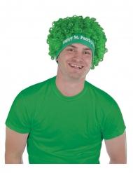 Happy Saint Partick- vihreä afroperuukki