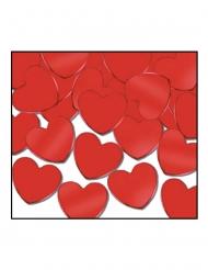 Punaiset pöytäkonfetit 28 g