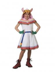 Perulaisen naamiaisasu lapselle