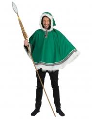Vihreä eskimotunika miehelle