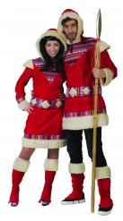 Eskimoasu miehelle