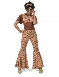 70-luvun diskoasu naiselle