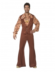 70-luvun diskoasu miehelle