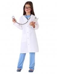Lääkäriharjoittelijan naamiaisasu lapselle