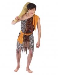 Esihistoriallisen miehen asu nuorelle