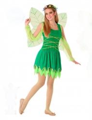 Vihreä keijuasu nuorelle