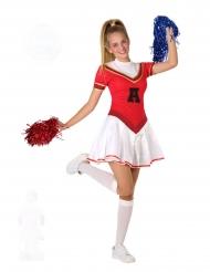 Amerikkalainen cheerleader - asu nuorelle