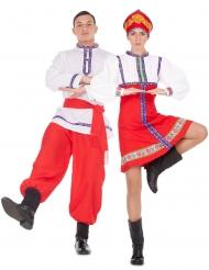 Perinteinen venäläinen pariasu aikuiselle