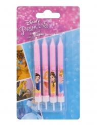 Disney Prinsessat™- synttärikynttilät 9 cm 4 kpl