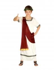 Roomalaisen keisarin naamiaisasu pojalle