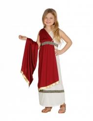 Roomalaisen prinsessan naamiaisasu tytölle
