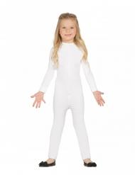 Valkoinen haalari lapselle