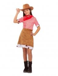 Cowgirl-asu tytölle