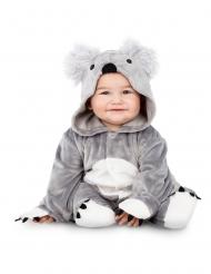 Harmaa koala-asu vauvalle
