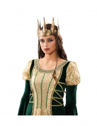Keskiaikainen kruunu naiselle