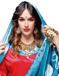 Bollywood-tanssijan korusetti aikuiselle