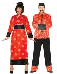 Kiinalainen pariasu aikuisille