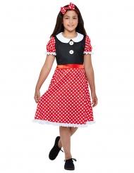Pieni hiiri- mekko tytölle
