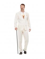 20-luvun herrasmiehen naamiaisasu miehelle