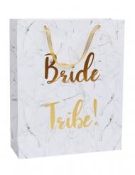 Bride Tride- lahjapussi 32 x 25 cm