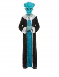 Alienin sininen naamiaisasu pojalle