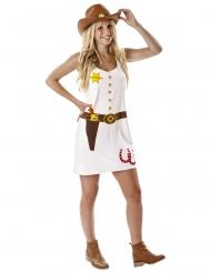 Cowgirl-mekko naiselle