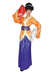 Geisha-naamiaisasu naiselle