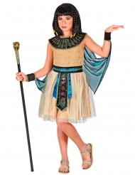 Egyptiläisen kuningattaren mekko tytölle