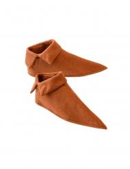 Ruskeat kengänpäälliset aikuiselle