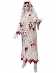 Verisen nunnan naamiaisasu naiselle