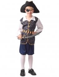 Tyylikäs merirosvoasu pojalle