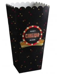 Hollywood- popcornikupit 6 x 17 cm 8 kpl