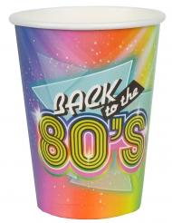 80- luvun pahvimuki 80 x 7,8 x 9,7 cm