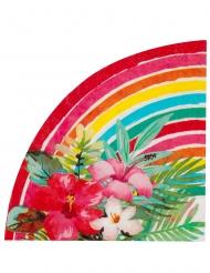 Aloha- paperiset servetit 33 cm 20 kpl