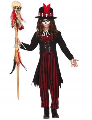 Mystinen voodoo-asu tytölle