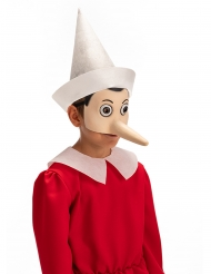 Lateksinen Pinocchio™-naamari aikuiselle